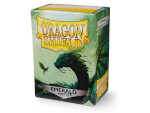 Dragon Shield 100 Box - Matte Emerald