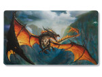 Dragon Shield Play Mat - Amina, Obsidian Queen - Limited Edition