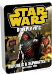 Star Wars Roleplaying: Adversary Deck - Republic and Separatist II