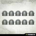 Legionary Shoulder Pads: Inquisition Pattern (10)