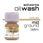 Soilworks Oil Wash: Mid Ground