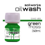 Soilworks Oil Wash: Green Moss