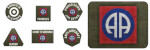 Token & Objective Set: 82nd Airborne Division (US905)