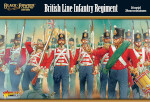 Crimean War British Line Infantry Regiment