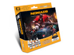 Model Color Set: Infinity Nomads - includes Exclusive Miniature