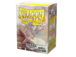 Dragon Shield 100 Box - Matte Clear (Non-Glare)