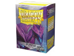 Dragon Shield 100 Box - Matte Purple (Non-Glare)