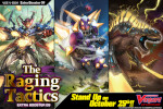 CFV Extra Booster 09: The Raging Tactics Booster