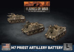 M7 Priest Artillery Battery (UBX73)