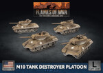M10 Tank Destroyer Platoon (UBX72)
