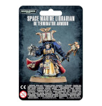 Space Marines: Librarian In Terminator Armour - GW Direct