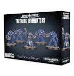 Space Marines: Tartaros Terminators - GW Direct
