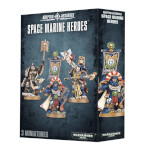 Space Marines: Space Marine Heroes - GW Direct