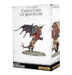 Slaves to Darkness: Chaos Lord On Manticore - GW Direct