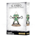 Slaves To Darkness: Slambo, Exalted Hero - GW Direct