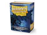 Dragon Shield 100 Box - Night Blue