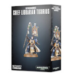 Space Marines: Ultramarines Chief Librarian Tigurius