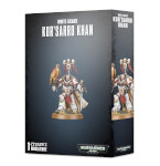 Space Marines: White Scars Kor'Sarro Khan
