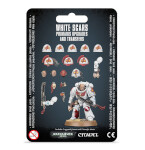 Space Marines: Primaris Upgrades & Transfers - White Scars