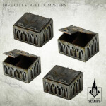 Hive City Street Dumpsters