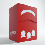 Keyforge: Gemini Deck Box - Red