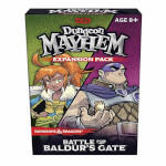 D&D: Dungeon Mayhem Card Game - Battle for Baldur's Gate Expansion