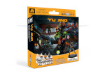 Model Color Set: Infinity Yu Jing - includes Exclusive Miniature
