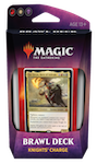 MTG: Throne of Eldraine Brawl Deck - Knights' Charge (Red/White/Black)
