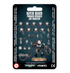 Space Marines: Primaris Upgrades & Transfers - Raven Guard