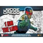 Judge Dredd: I am the Law Starter Set