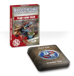 Blood Bowl Team Card Pack: Lizardmen Team - GW Direct