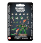 Space Marines: Primaris Upgrades & Transfers - Salamanders