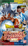 Dragon Ball SCG: Booster #09 - Universal Onslaught