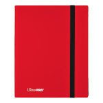 9-Pocket Eclipse Apple Red PRO-Binder