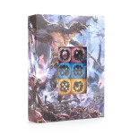 Disciples of Tzeentch Dice Set - GW Direct